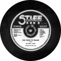 "Mickey Jupp - 12"" Old Rock'n'Roller - German - Label"