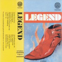 "Legend ""Red Boot"" Cassette (This stereo cassette gives genuine reproduction on mono equipment)"