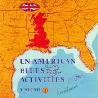 LP: Chris Farlowe . Un American Blues Activities Vol. 1