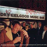 CD: Dr. Feelgood - Down at the Doctors