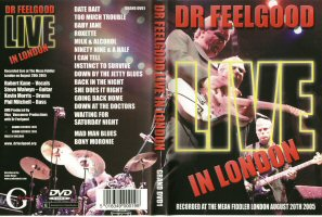 Dr. Feelgood - Live in London 2005 - DVD