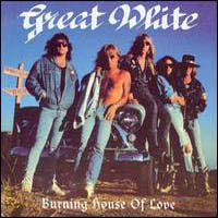 CD: Great White - Burning House Of Love (Compilation)