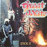 CD: Great White - Stick It