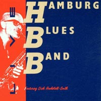 CD: Hamburg Blues Band Live, feat. Dick Heckstall - Smith - Hamburg Blues Band Live