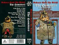 VHS: The Hamsters - Rodents Rock The Reich!