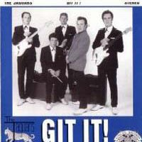 CD: The Jaguars - Git It