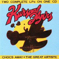 CD: Kursaal Flyers - Chocks Away + Great Artiste