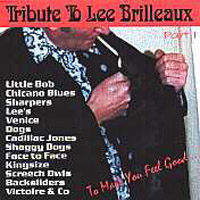 CD: Little Bob (Story) - Tribute to Lee Brilleaux