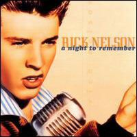 CD: Rick Nelson - Night To Remember