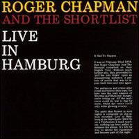 CD: Roger Chapman - Live In Hamburg