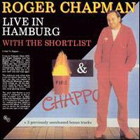 CD: Chappo: Roger Chapman - Live in Hamburg