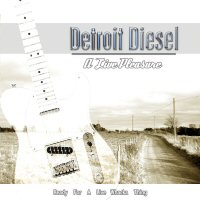 CD: Detroit Diesel - A Live Pleasure